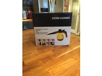 Handheld steam cleaner brand new