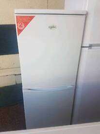 Statesman white fridge freezer