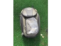 Tank bag for motorbike