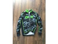 Ale men's large long sleeve cycling jersey
