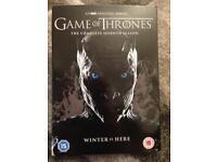 Game of Thrones 7th season