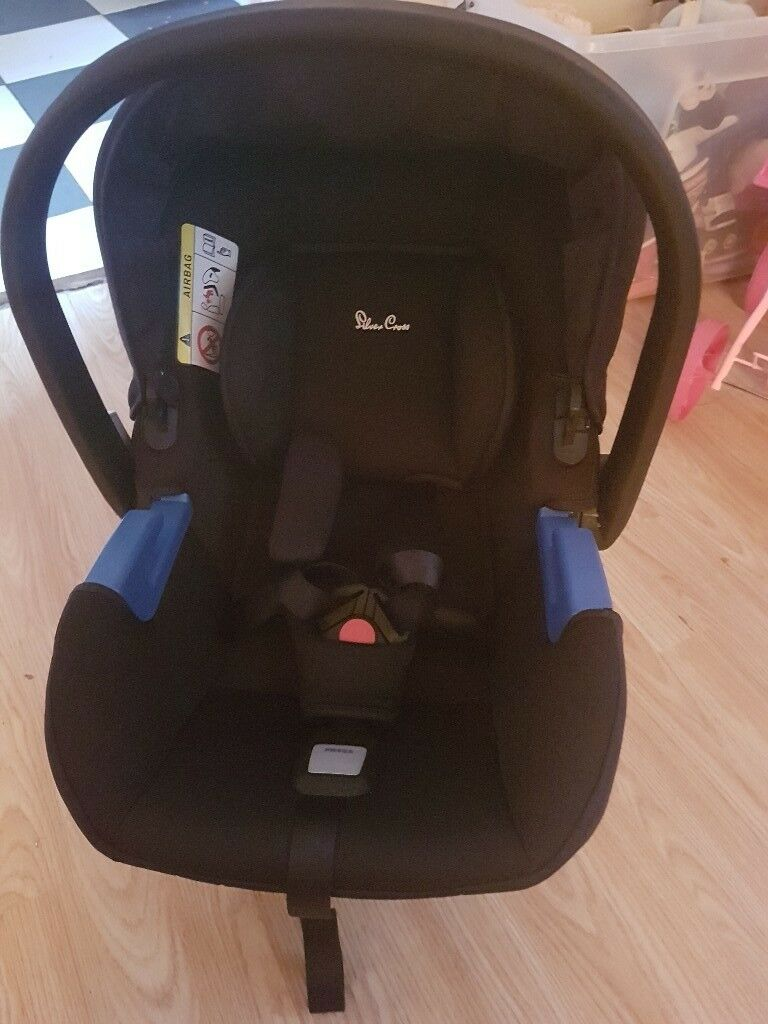 Raincover Compatible With Silver Cross Simplicity Car Seat
