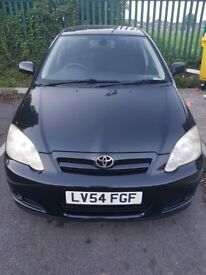 Toyota Corolla Diesel low milage, lots of service history