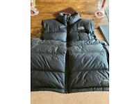 Black North Face Body Jacket for sale