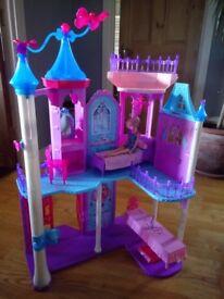 Dolls house barbie