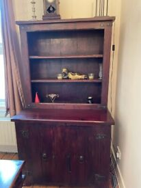 REDUCED! Rustic Solid Wood Dresser for sale