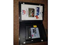 Sega Mega Drive Fifa 96