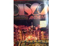 """Disco Anthems.Vinyl 12"""" Albumsx3"""