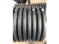 Plastic Ducting Pipe 4 inch