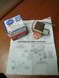 FACET SOLID STATE ELECTRONIC FUEL PUMP MODEL Nr. 41-2000-8