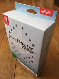 Fire Emblem Warriors Limited Edition Nintendo Switch Game Brand New In Box