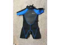 *PRICE REDUCED*STILL AVAILABLE*Children's shorty wetsuit, Mountain Warehouse, 3-4 yrs