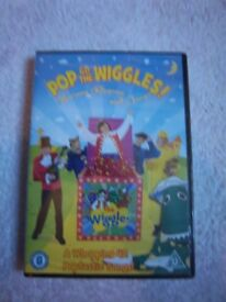 New & Sealed Pop Go The Wiggles DVD IP1