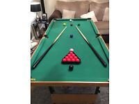 Children's Pool Table