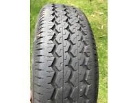4 x good condition tyres. 215/16R16C