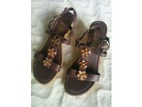 New, women summer shoes, size 39