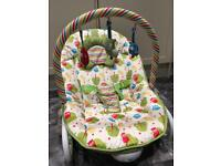 mothercare baby rocker