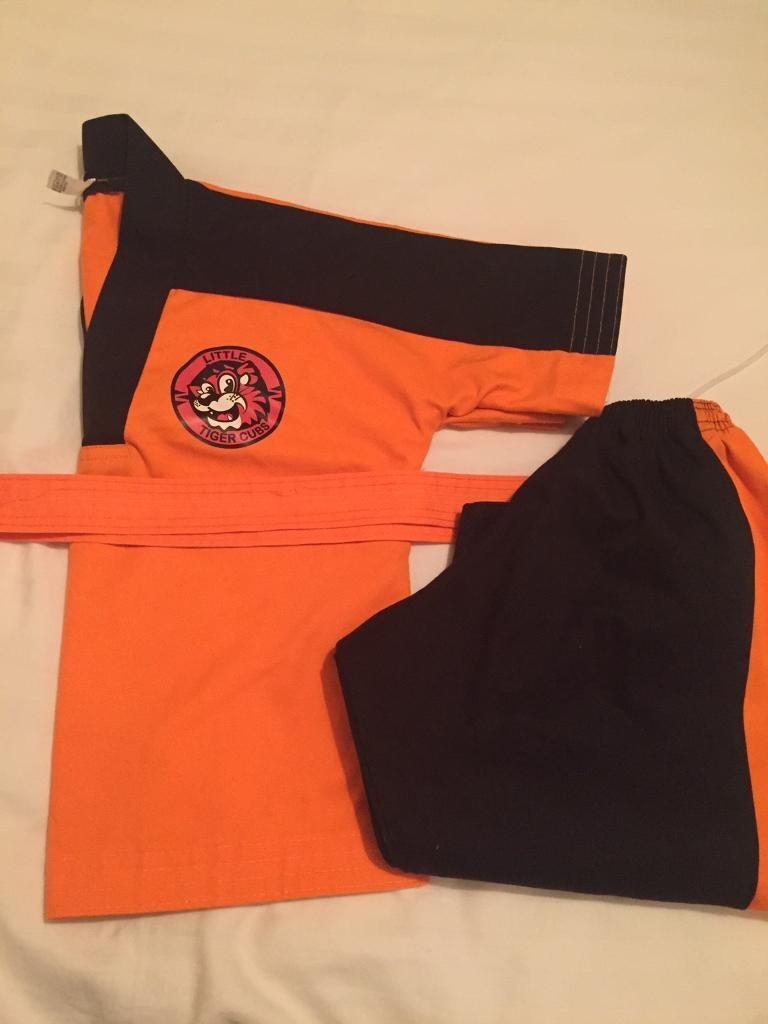 Little tigers suit