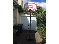 Complete basketball set £45