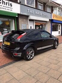 Special Edition - 2008 Ford Focus ST500 2.5cc 3Dr 6 Spd Manual Leather Interior Full MOT HPI