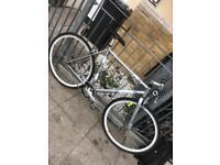 Raleigh single speed / fixed gear bike 58cm