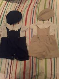 Boys 3-6 months outfits