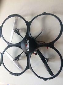 Drone U818A RC (quadcopter with headless mode)