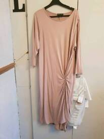 Next nude maternity dress this season