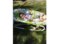 Mothercare Owls 2 in 1 rocker for £10.00