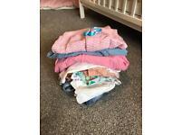 Girls clothes bundle 4 items 9–2 the rest 12-18 Months