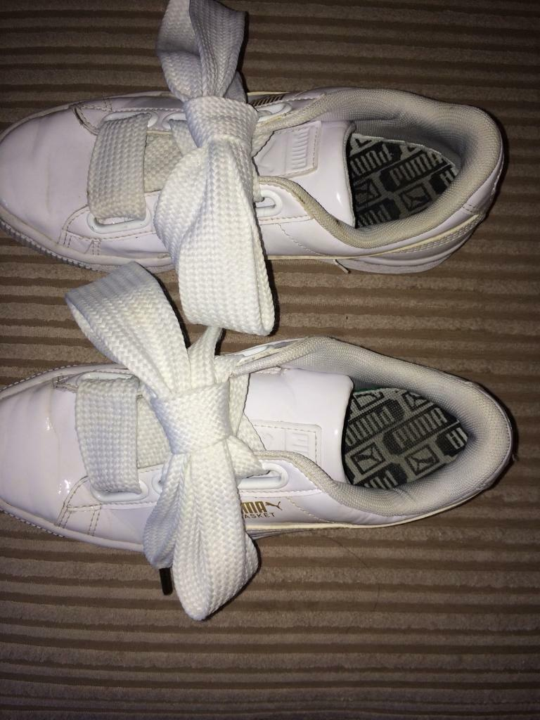 best service 02a0e b880c Puma junior trainers   in Wallsend, Tyne and Wear   Gumtree