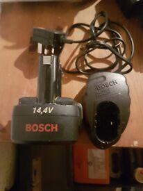 Bosch AL1404 battery charger 7.2v - 14.4V