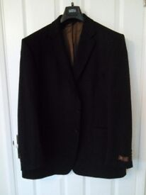 Unworn M and S men's wool and cashmere blazer