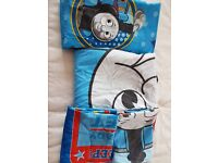 Thomas the tank duvet and curtains
