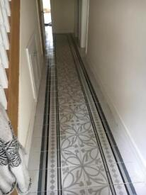 TILER. Wall and Floor Tiling services