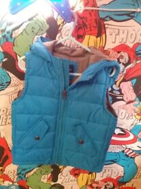 Gap age 2 sleeveless jacket