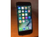 APPLE IPHONE 6 BLACK 16GB OPEN TO ANY NETWORK