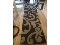 Damask extra large rug