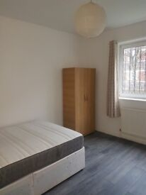 3 Double bedroom share flats