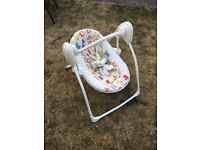 Baby by Chad valley delux swing