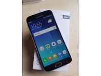 Samsung Galaxy s6 32GB Black Sapphire Simlock EE,Orange