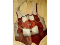 Oktoberfest Vest - Tie around - One size