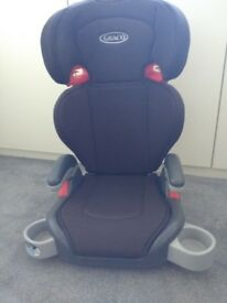 Graco child's highback car seat for 15-36kg