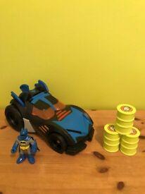 Imaginext Batman Motorised Batmobile