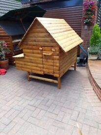 Chicken coup/hen house