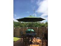 2.7 Meter Olive Green Parasol