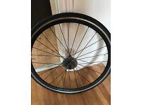 Felt Road TTR3 Road Bike Wheels