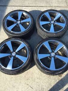 Vy CV8-R Monaro wheels rims Kingsford Eastern Suburbs Preview