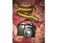 Vintage camera. Zenit 11.
