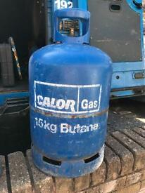 15kg gas bottle